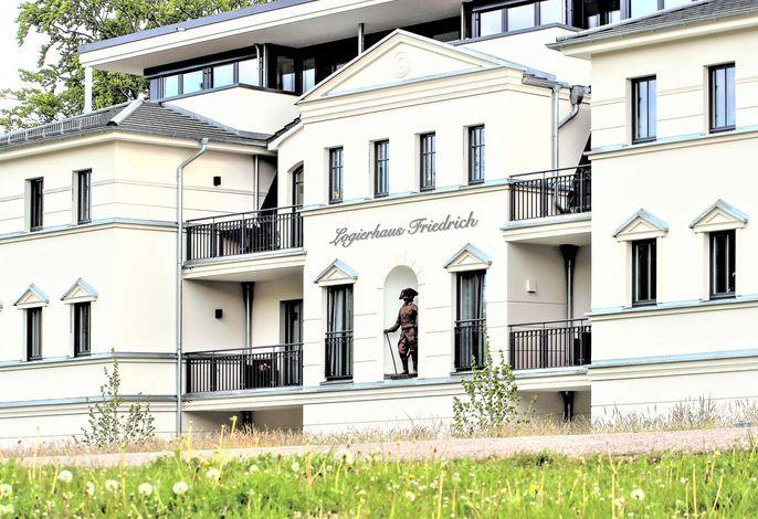Logierhaus Friedrich WE 06 Strandperle