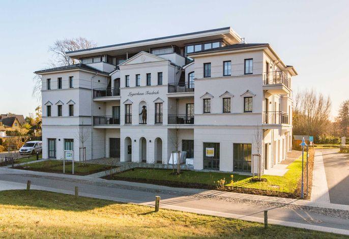 Logierhaus Friedrich WE 09 Hohe Düne