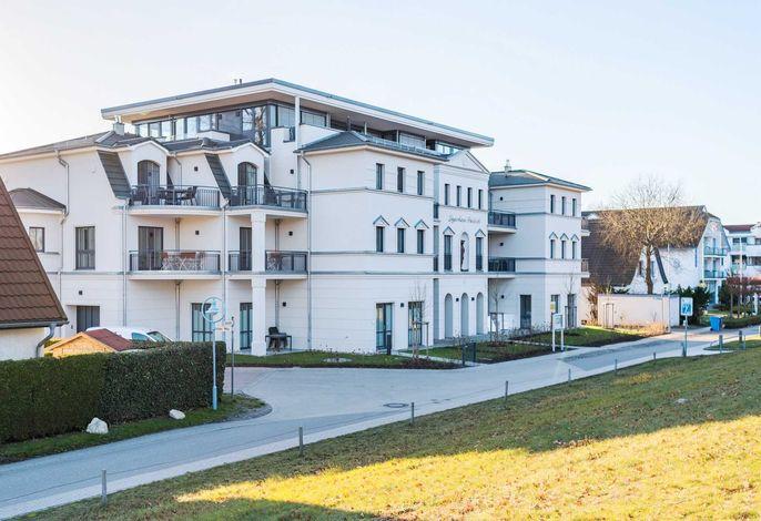 Logierhaus Friedrich WE 12 Dünenglitzern
