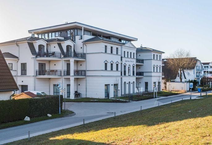 Logierhaus Friedrich WE 13 Bernsteinglück