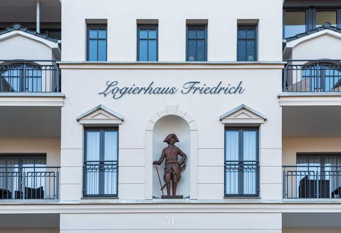 Logierhaus Friedrich WE 14 Seeblick