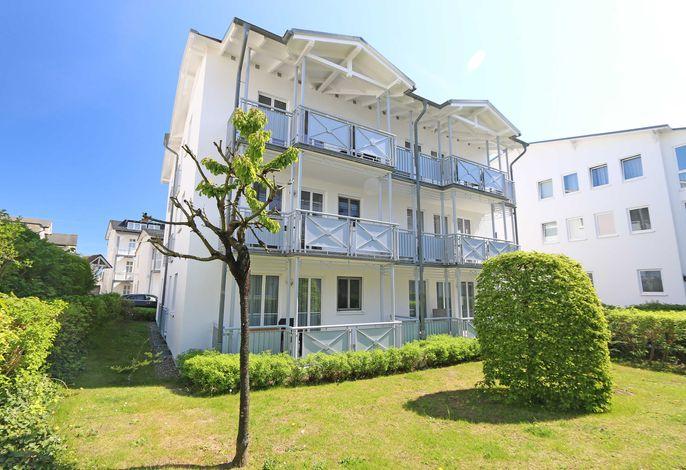 P: Villa Buskam Whg. 26 mit Südbalkon