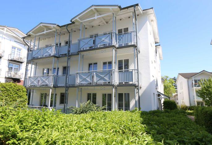 P: Villa Buskam Whg. 21 mit Südbalkon