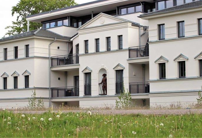 Logierhaus Friedrich WE 19 Weststrand