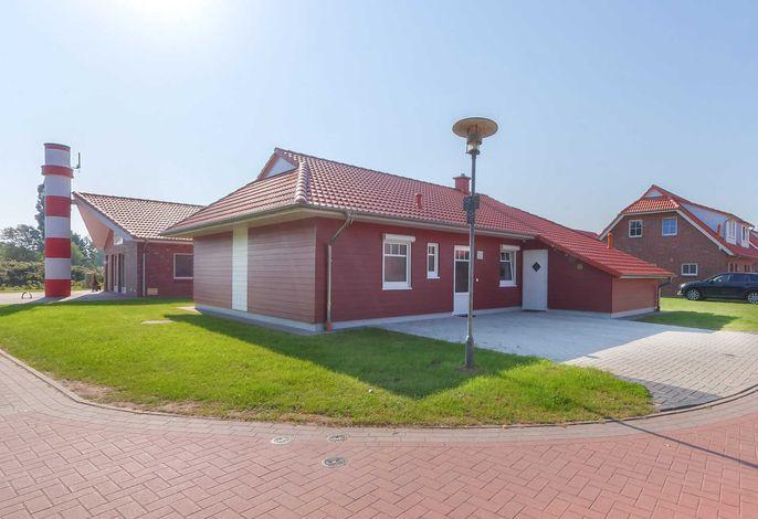 Haus Klipper II - Nordseebad Burhave