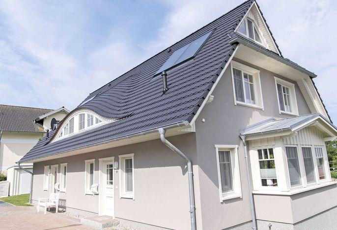 Ferienhaus Regenbogen - F401   DHH mit Kamin und Terrasse