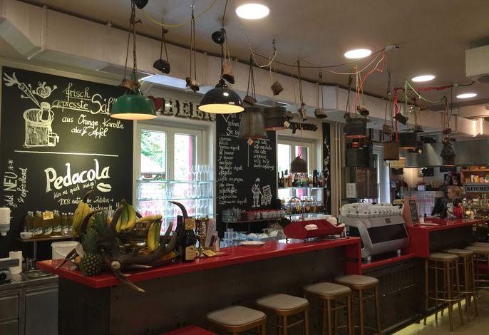 Ferienwohnungen in der Kaffeewerkstatt