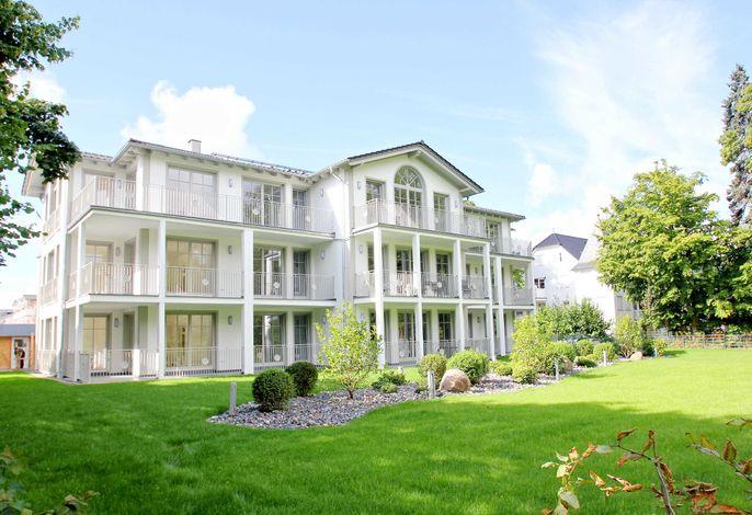 Die Villa Pauline in Göhren