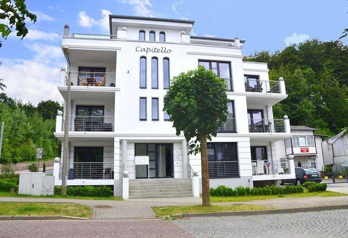 Residenz Capitello - am Kurpark, Strand- & Zentrumsnah