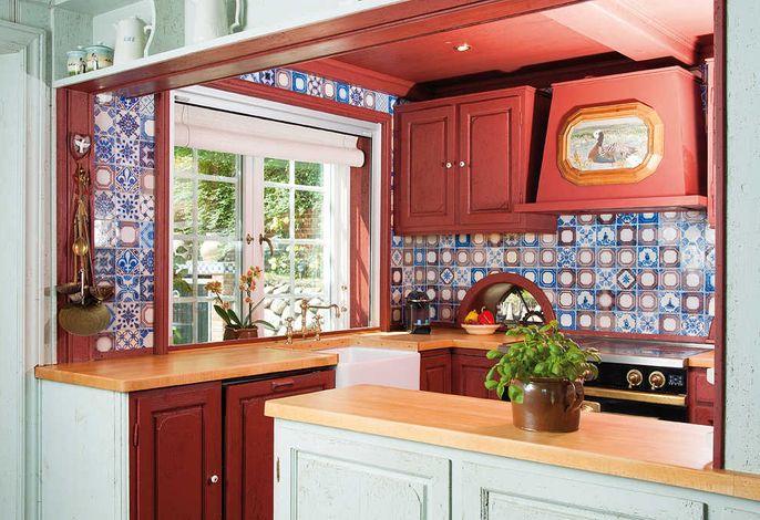 offene friesische Küche