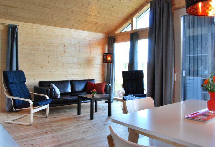 Ferienhaus für 4 Personen für 6 Personen buchen