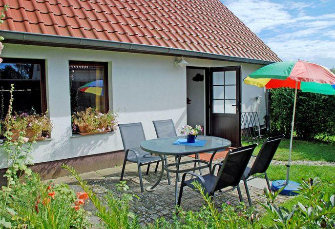 Ferienhaus in Lauterbach mit Kachelofen