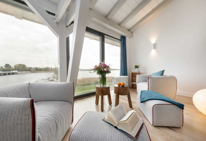 Sea-Lounge mit Panormablick - OG