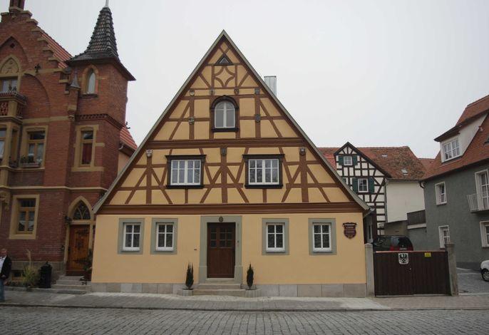 Ferienwohnungen am Holzmarkt