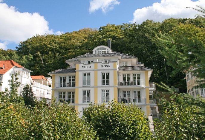 H: Villa Rosa Whg. 04 mit Balkon (Ost)