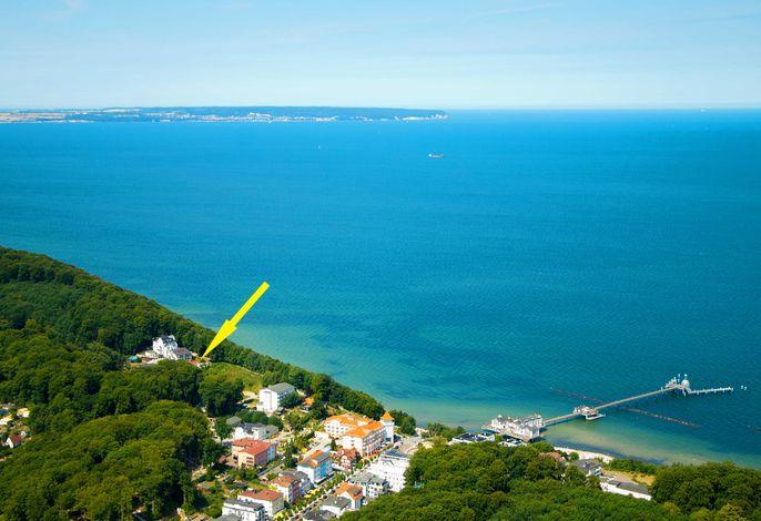 DZ Gross  -  Top Lage - 5 min  zum   Strand