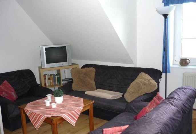Wohnzimmer m. TV