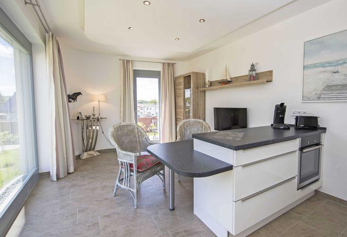 WG 02 Einliegerwohnung in der Villa Ars Vivendi - Wohnbereich