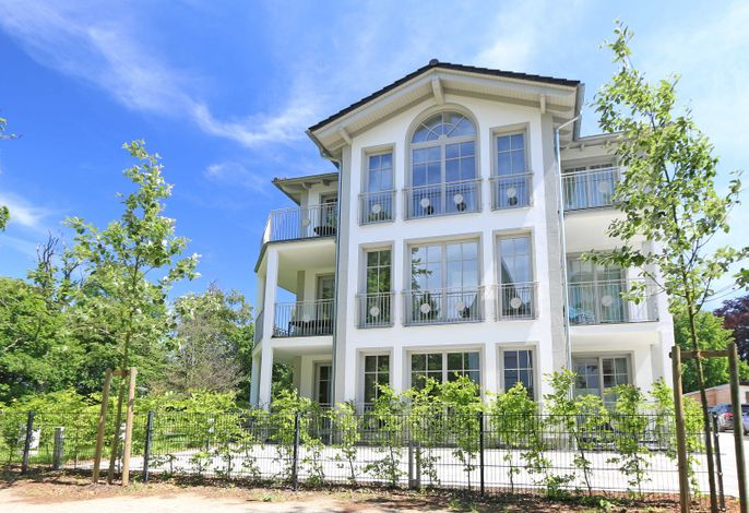 MI: Villa Pauline Whg. 05 mit 2 Balkonen