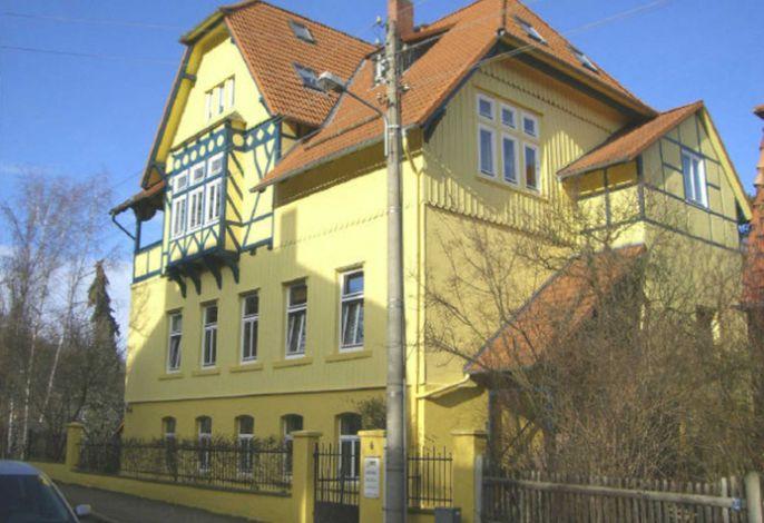 Ferienwohnung Villa am Wald Blankenburg