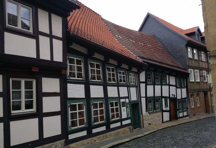 Ferienwohnung im ältesten Fachwerkhaus