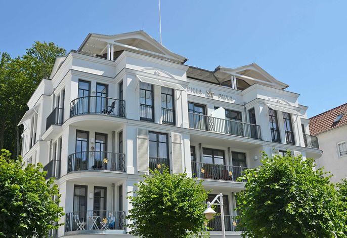 Villa Paula -F501 | WG 01 im 1.OG mit Kamin+Balkon+Terrasse