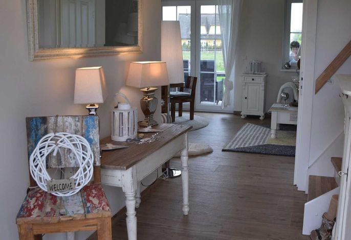 Reetdachhaus WE 01 Huus Marga