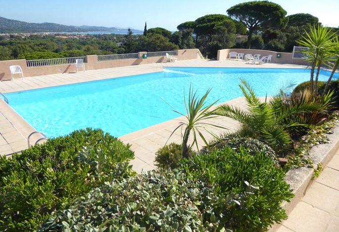 Ferienhaus zw. Cogolin und St. Tropez