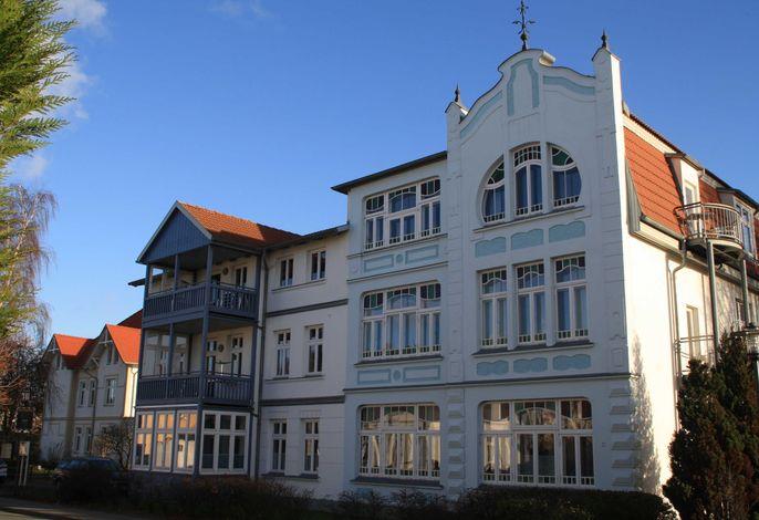 Ferienwohnung Lagune in der Villa Waldfrieden