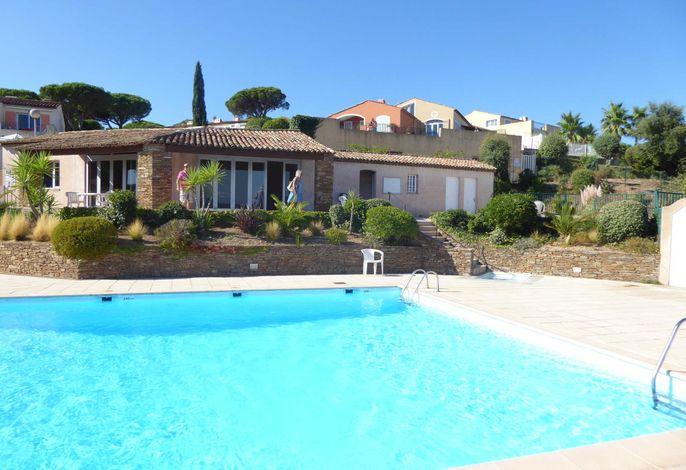 Ferienhaus bei St. Tropez