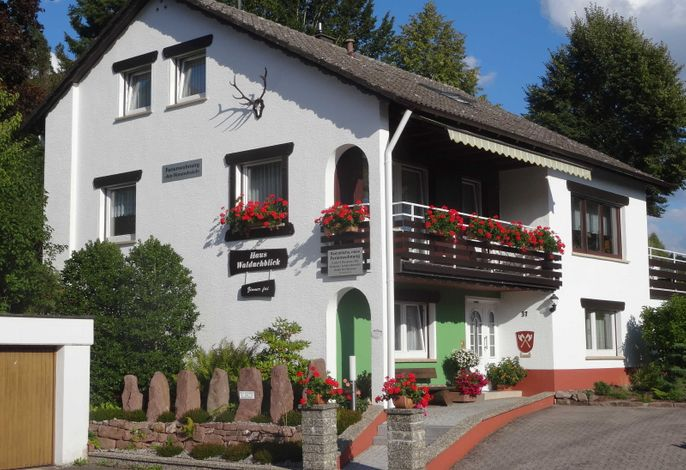 Pension Haus Waldachblick