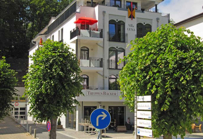 Villa Lena Whg. 02 mit Balkon (Süd/Ost)
