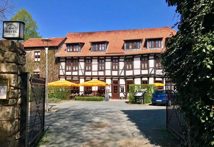MSHG Management GmbH, Hotel Halberstädter Hof