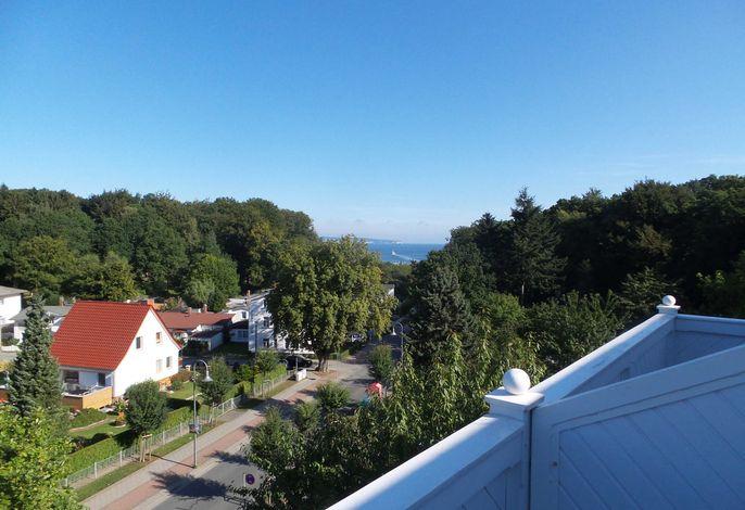 Villa Granitz im Ostseebad Binz auf Rügen