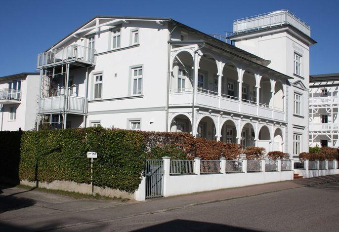 Villa Concordia - Appartement Hiddensee* * * *