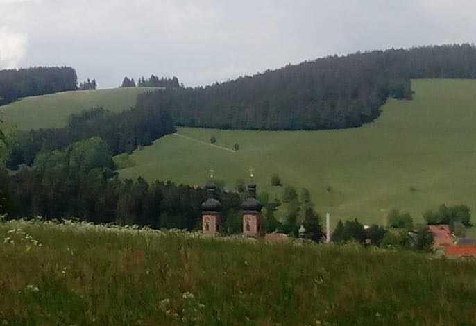 In wenigen Gehminuten erhalten Sie einen Rundumblick über die Schwarzwaldlandschaft