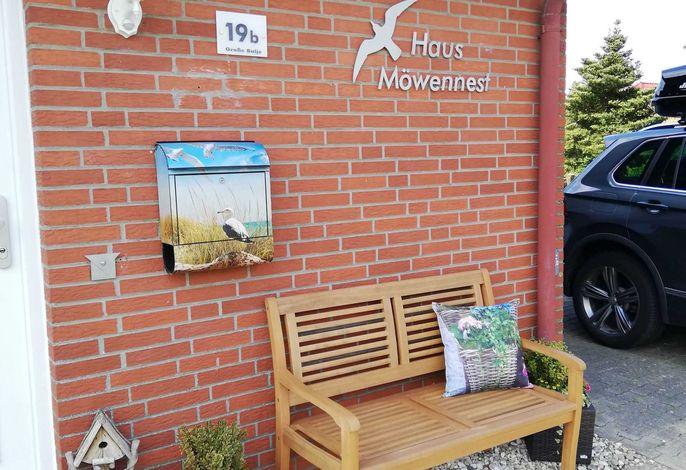 Ferienhaus Möwennest- SORGENFREIES REISEN*