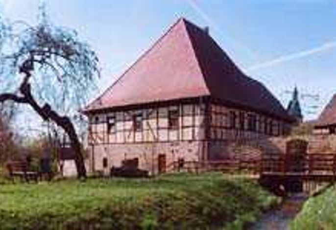 Pension  Stadtmühle Allstedt