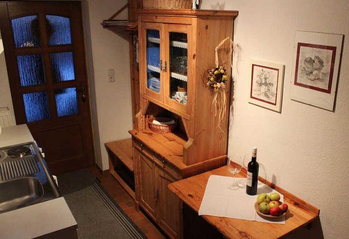 Eingangsbereich mit Küche