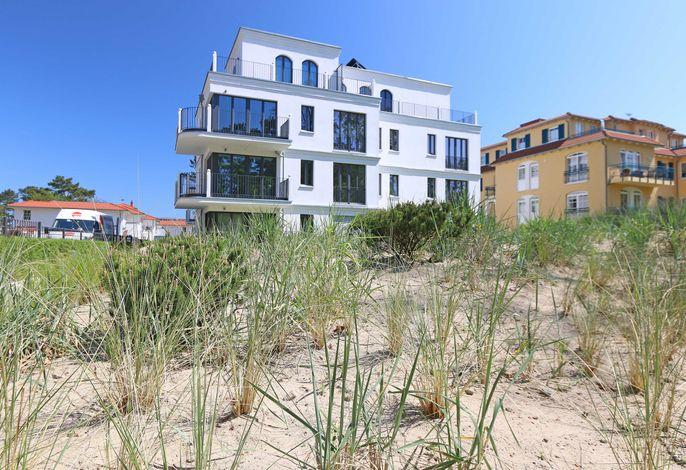MZ: Strandvilla Andrea Whg. 02 MeerZeit mit Terrasse