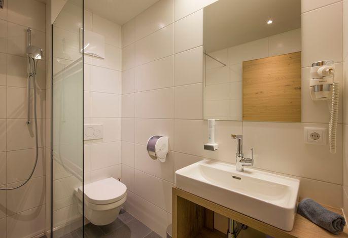 Badezimmer - Aparthotel AlpTirol