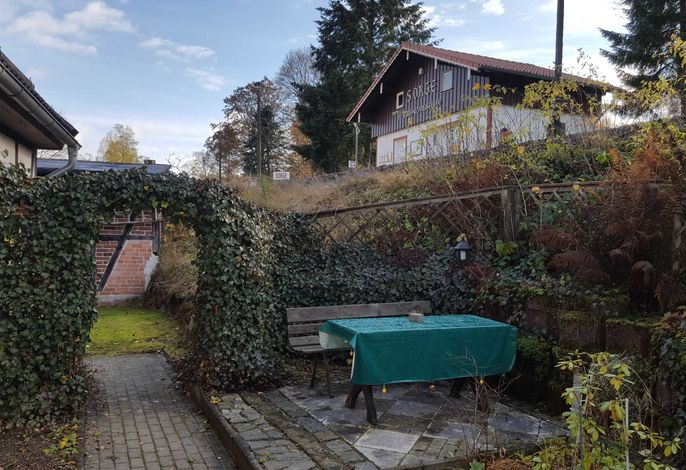Harzhaus Sorge