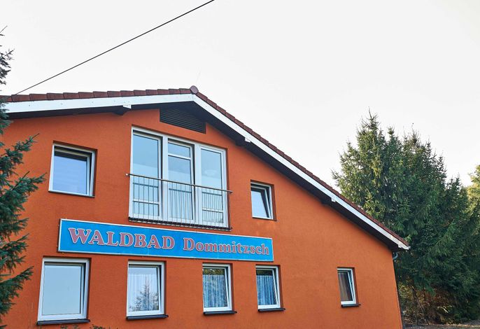 .Pension Waldbad Dommitzsch