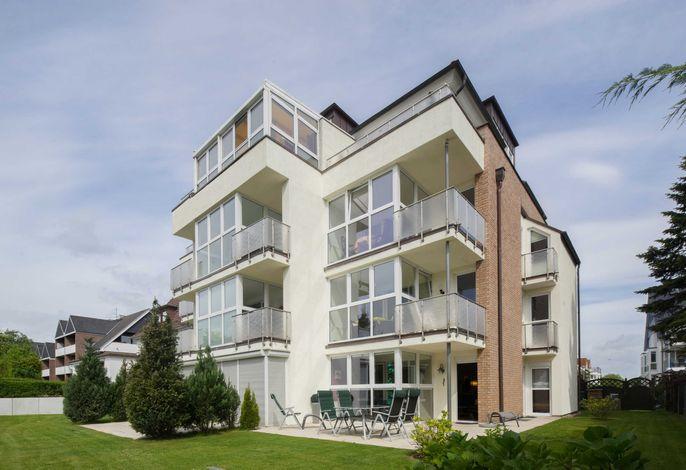 Scharbeutz - Haus Seesand Whg 4
