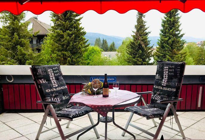 Ferienwohnung Tanja - Oase der Stille - mit SKY-TV