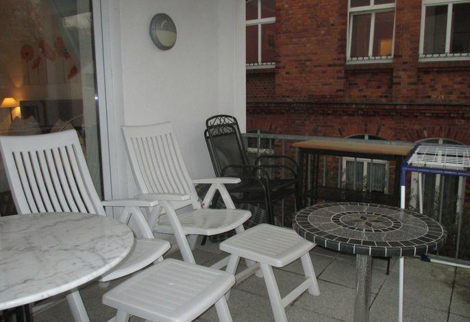 Ferienwohnung Villa Freia 13 im Ostseebad Binz auf Rügen