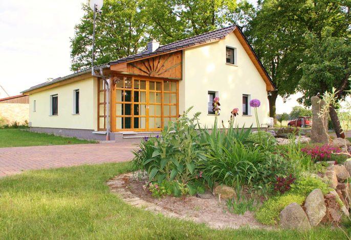 Ferienhaus am Waldessaum