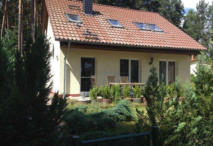 Ferienhaus Kranich am Pälitzsee - Mecklenburgische Seen