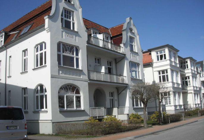 Bansin - Villa Frieda, Wohnung 8