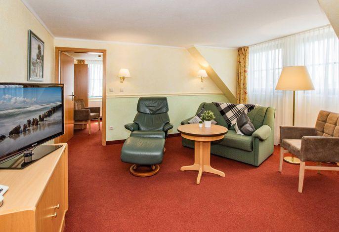 Wohnraum, Suite ca. 33 m²